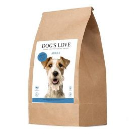 Dog's Love granule Adult losos 2 kg