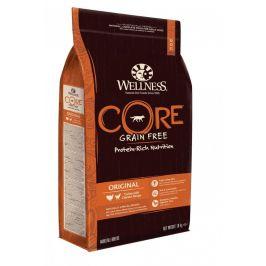 WELLNESS-CORE Original Turkey with Chicken Recipe 1,8 kg