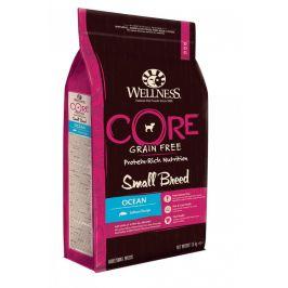WELLNESS-CORE Small Breed Ocean Salmon Recipe 1,5 kg