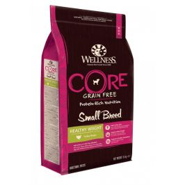 WELLNESS-CORE Small Breed Healthy Weight Turkey Recipe 1,5 kg