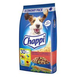 Chappi granule s hovězím, drůbežím a zeleninou 9 kg