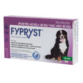 Fypryst spot-on XL pes nad 40 kg, 1x4,02 ml