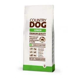 Country Dog Junior 15 kg