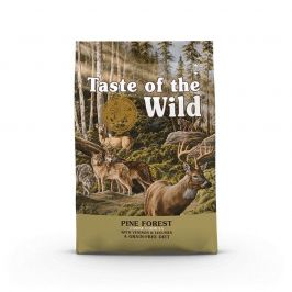 Taste of the Wild Pine Forest Canine 12,2 kg