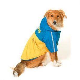 Karlie pláštěnka pro psy 2v1 s odnímatelnou kapucí 44 cm