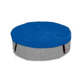 Karlie plachta na bazén modrá, 160 cm
