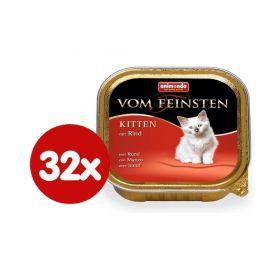 Animonda paštika KITTEN hovězí pro koťata 32x100 g