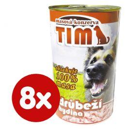 FALCO TIM drůbeží 8x1200 g