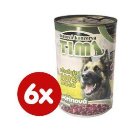 FALCO TIM zvěřinová 6x400 g