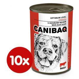 Dibaq CANIBAQ Classic hovězí 10x415 g
