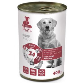 thePet+ dog tin beef 6x400 g