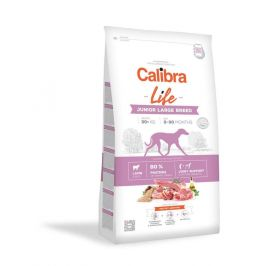Calibra Dog Life Junior Large Breed Lamb 12 kg