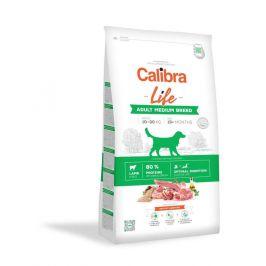 Calibra Dog Life Adult Medium Breed Lamb 12 kg
