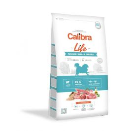 Calibra Dog Life Senior Small Breed Lamb 1,5 kg