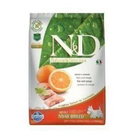 N&D GF DOG Adult Mini Fish & Orange 7 kg
