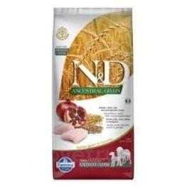 N&D LG DOG Adult M/L Chicken & Pomegranate 12 kg