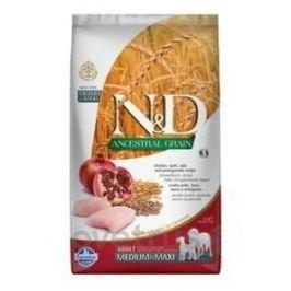 N&D LG DOG Adult M/L Chicken & Pomegranate 2,5 kg