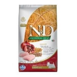N&D LG DOG Light Mini Chicken & Pomegranate 2,5 kg
