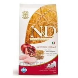 N&D LG DOG Puppy M/L Chicken & Pomegranate 2,5 kg