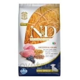 N&D LG DOG Puppy Mini Lamb & Blueberry 7 kg