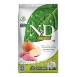 N&D PRIME DOG Adult M/L Boar & Apple 2,5 kg