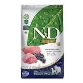 N&D PRIME DOG Adult M/L Lamb & Blueberry 2,5 kg