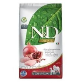N&D PRIME DOG Puppy M/L Chicken & Pomegranate 2,5 kg