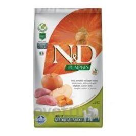 N&D Pumpkin DOG Adult M/L Boar & Apple 12 kg