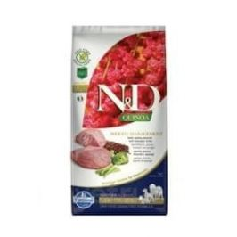 N&D Quinoa DOG Weight Management Lamb & Broccoli 7 kg