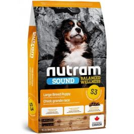 Nutram Sound Large Breed Puppy 11,4 kg