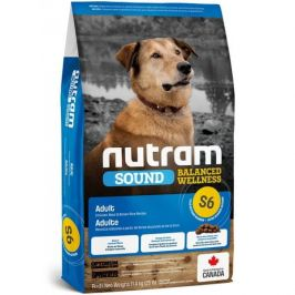 Nutram Sound Adult Dog 11,4 kg