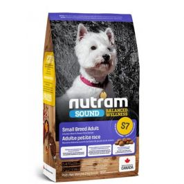 Nutram Sound Small Breed Adult 2 kg