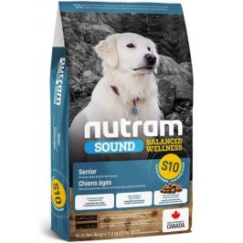 Nutram Sound Senior Dog 11,4 kg