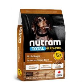 Nutram Total Grain Free Small Breed Turkey Dog 2 kg