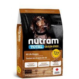 Nutram Total Grain Free Small Breed Turkey Dog 5,4 kg