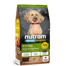 Nutram Total Grain Free Small Breed Lamb, Legumes Dog 2 kg