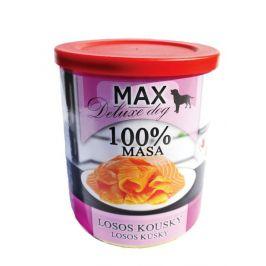 FALCO MAX deluxe losos kousky 800g
