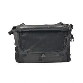 Maelson Přepravka Soft Kennel s popruhy černá / antracitová vel. 62 - rozbaleno