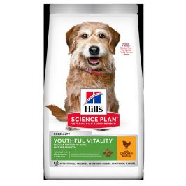 Hill's Science Plan Canine Mature Adult 7+ Youthful Vitality Small & Mini Chicken 6 kg