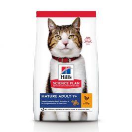 Hill's Science Plan Feline Mature Adult 7+ Chicken 10 kg