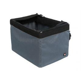 Trixie Front-Box transportní košík na řidítka 38x25x25cm, šedá