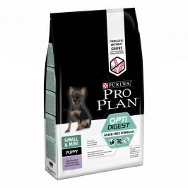 Purina Pro Plan Small & Mini Puppy Optidigest Grain Free s krůtou 7 kg