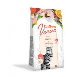 Calibra Cat Verve GF Adult Chicken&Turkey 3,5 kg NEW
