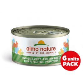 Almo Nature HFC Megapack Pacifický tuňák 6x70 g