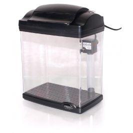 Hailea LED akvarijní komplet FC200E černý, 6,6/4l - zánovní