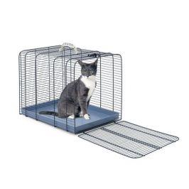 IMAC Klec pro kočku, modrá S