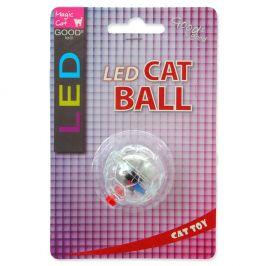 Magic cat Hračka LED míček svítící 3,75 cm
