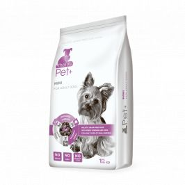 thePet+ 3in1 dog MINI Adult - 12 kg