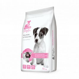 thePet+ 3in1 dog SALMON & POULTRY Puppies - 12 kg