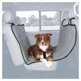 Trixie autopotah za zadní sedadla fleece/polyester 1,40x1,60m - rozbaleno